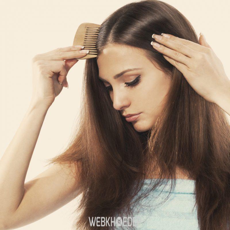 Chăm sóc tóc thường xuyên là bí quyết giúp tóc khỏe đẹp