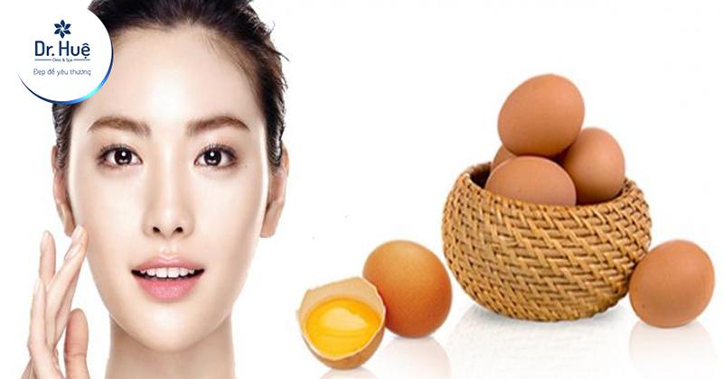 Hướng dẫn cách trị tàn nhang bằng trứng gà