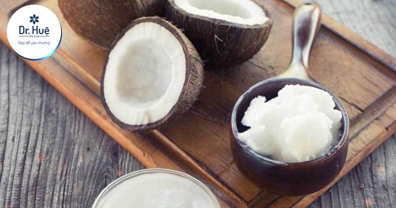 Hướng dẫn dầu dừa dưỡng da mặt như thế nào cho đúng cách