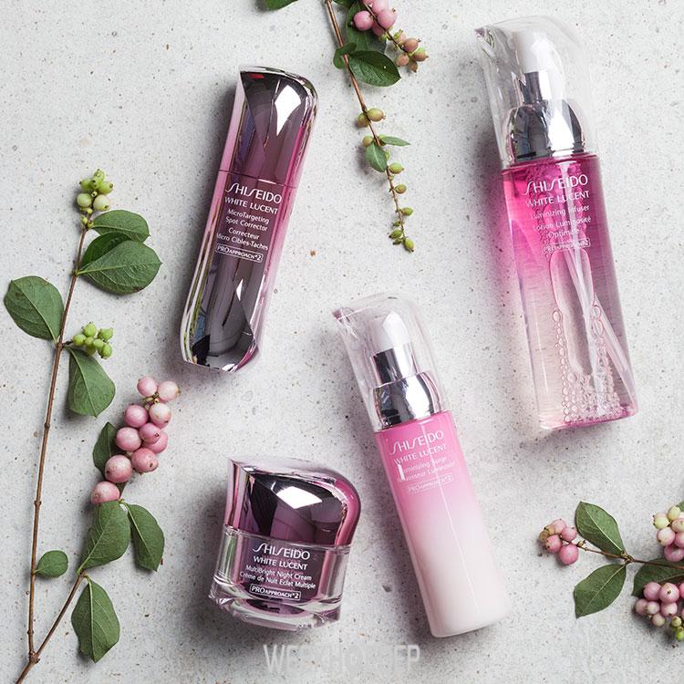 Dòng sản phẩm Shiseido