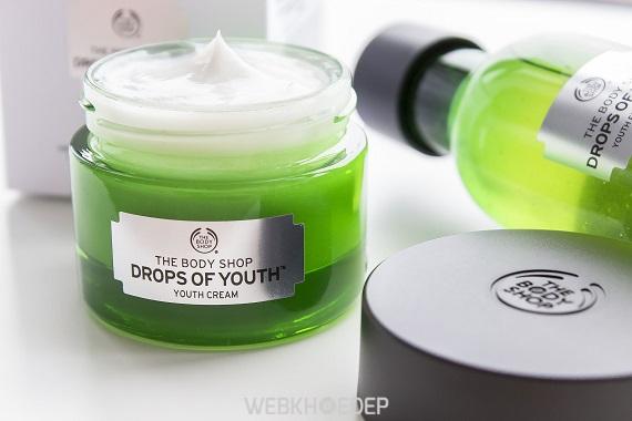 Lưu giữ tuổi thanh xuân cùng The Body Shop Drops of Youth - Hình 9