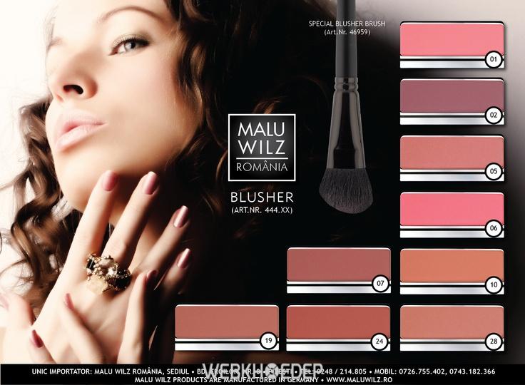 Malu Wilz – mỹ phẩm trang điểm chuyên nghiệp từ Đức - Phần 3: Lớp nền hoàn hảo - Hình 8