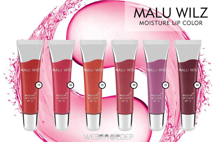 Malu Wilz – mỹ phẩm trang điểm chuyên nghiệp từ Đức - Tô điểm môi xinh - Hình 8