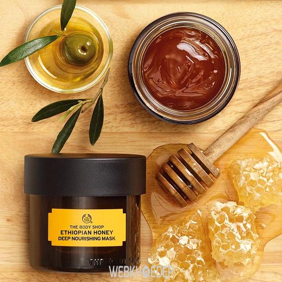 Mang cả spa về nhà với mặt nạ siêu thực phẩm The Body Shop Expert's Mask - Hình 8