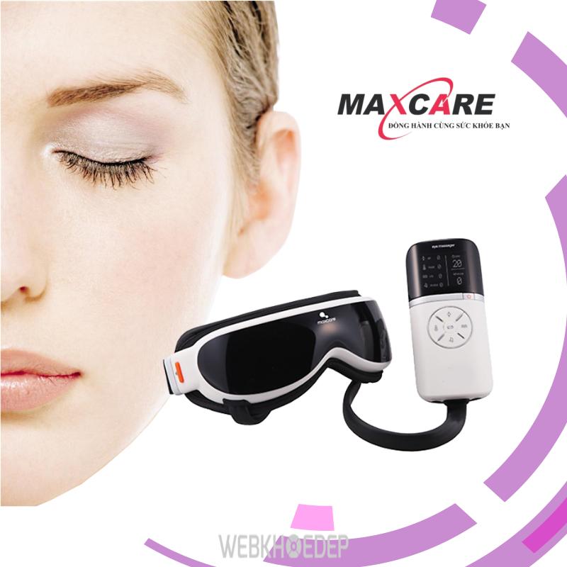 Máy massage mắt phù hợp cho mọi đối tượng khác nhau