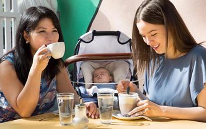 Mẹ cần chú ý đến liều lượng cà phê 1 cách khoa học