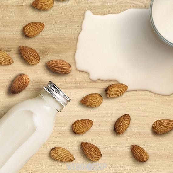 Nâng niu làn da khô và nhạy cảm với The Body Shop Almond Milk & Honey - Hình 1