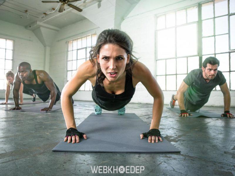 Hãy luyện tập thể dục thể thao hằng ngày để đẩy lùi trầm cảm