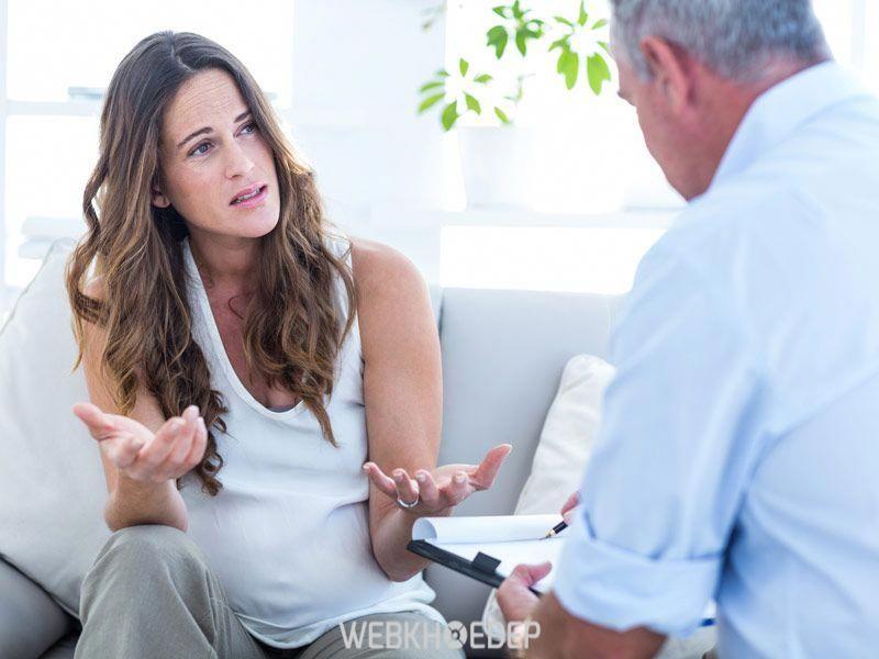 Việc điều trị trầm cảm khi mang thai là cần thiết
