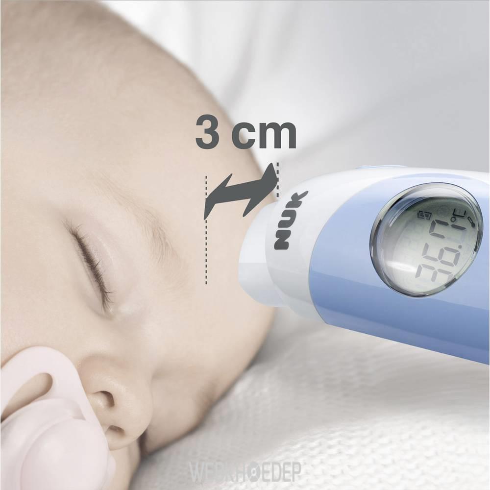 Nhiệt kế đo nhiệt độ hồng ngoại Nuk