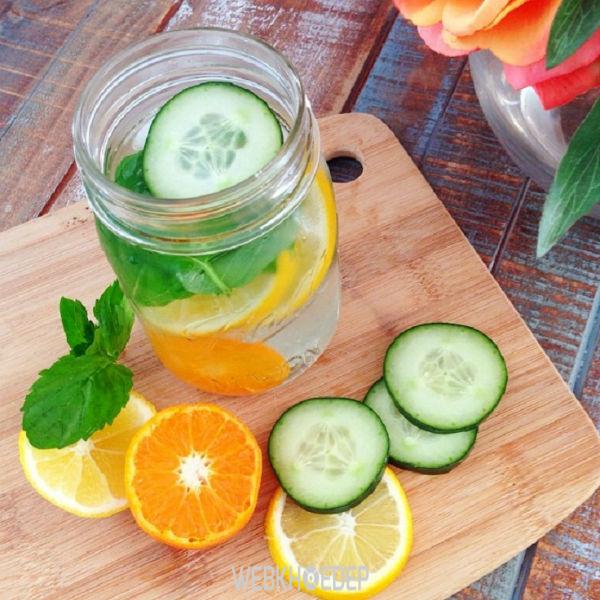 Nước detox – phương pháp làm đẹp và thanh lọc cơ thể thời bận rộn - Hình 4