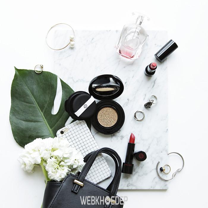 Phấn nước Shiseido Synchro Glow Cushion Compact có gì đặc biệt? - Hình 4