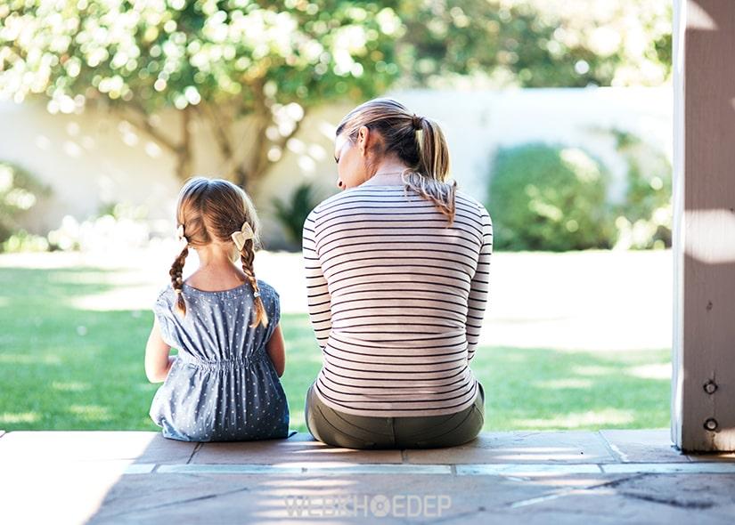 Những sự việc xảy ra trong thời thơ ấu của cha mẹ có thể ảnh hưởng đến quá trình nuôi dạy trẻ