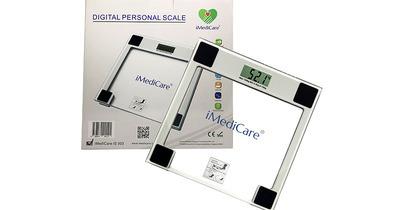 Review cân điện tử iMediCare IS-303 có tốt không, giá bán, mua ở đâu
