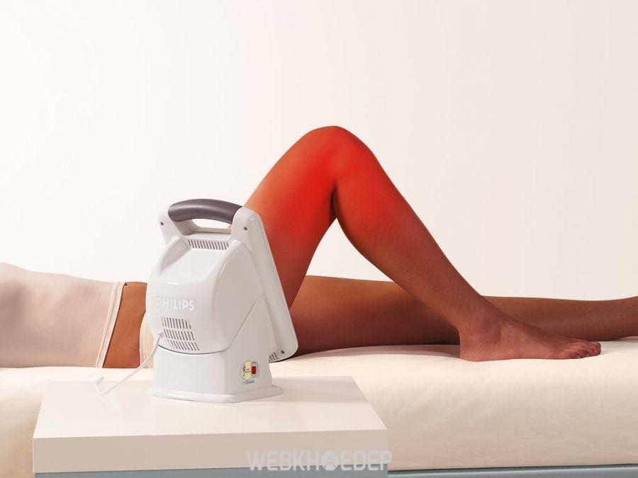 Đèn hồng ngoại IL50 của Beurer có tác dụng chữa bệnh xương khớp hiệu quả