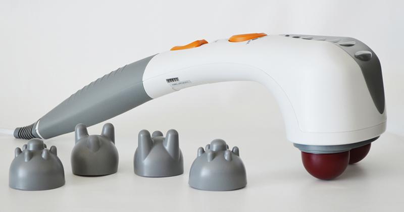 Review máy massage hồng ngoại Medisana Intensive tốt không chi tiết