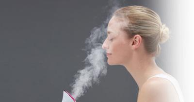 Review máy xông mặt Rio Facial Sauna With Steam Inhaler Fste tốt không