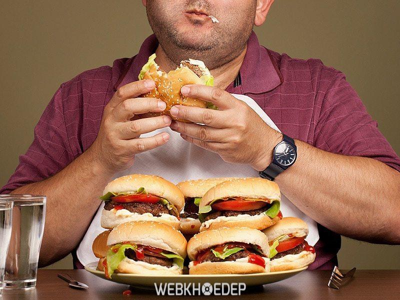 Rối loạn trong ăn uống không chỉ là hiện tượng chán ăn