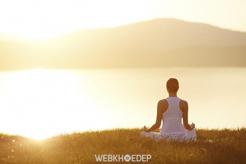 Thiền là phương pháp tốt giúp ổn định tinh thần