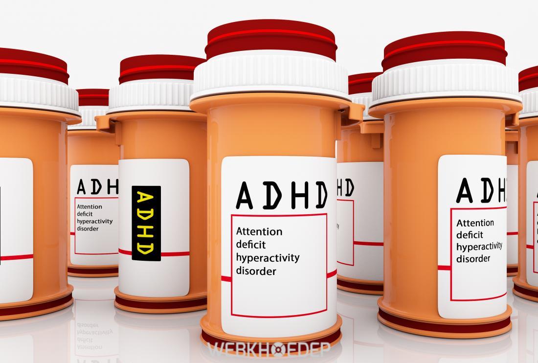 Thuốc có tác dụng với 70-80% người trưởng thành mắc ADHD
