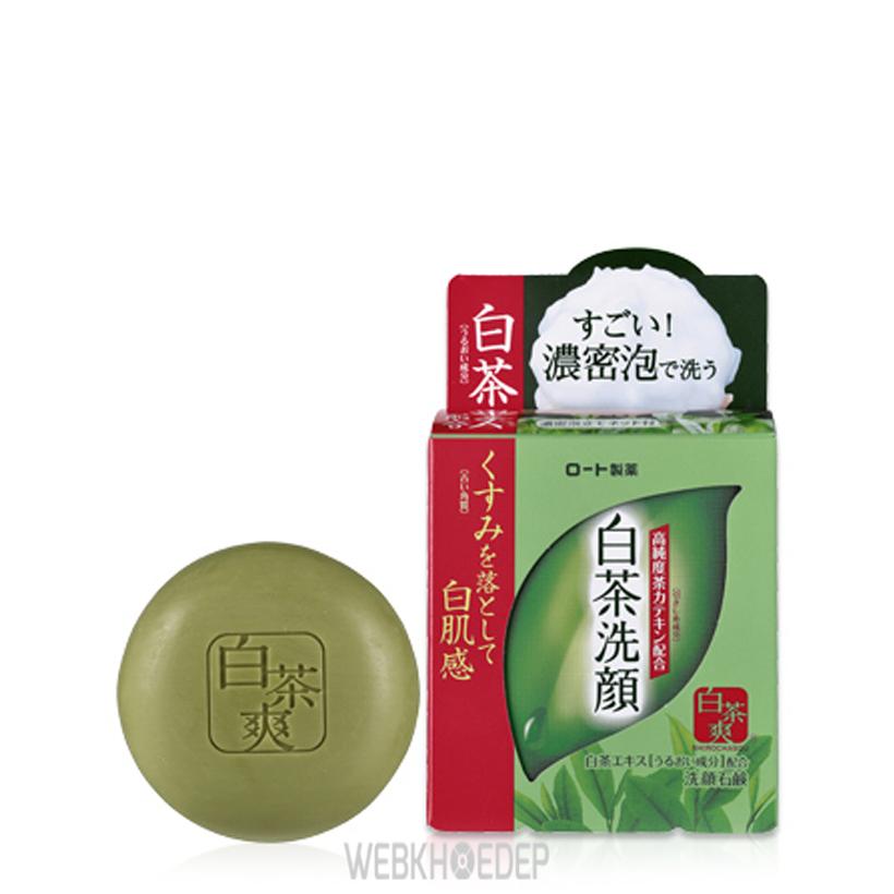 Shirochasou-Face-Wash-Soap-Balm