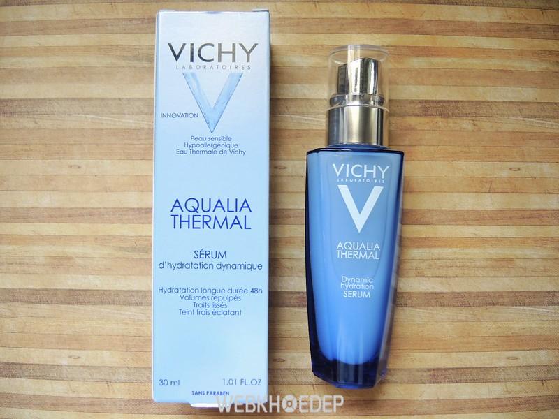 Vichy Aqualia Thermal Rehydrating là sản phẩm mới của Vichy