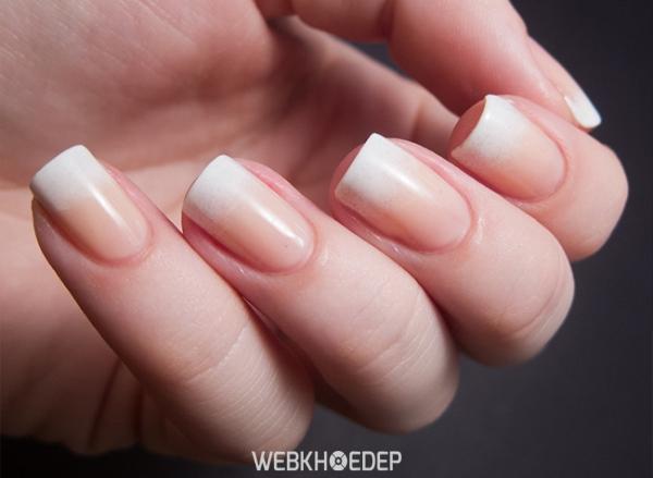 Sơn móng tay kiểu Pháp - đơn giản, tinh tế và sang trọng - Hình 3