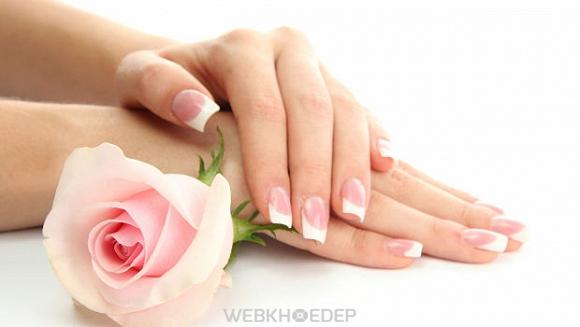 Sơn móng tay kiểu Pháp - đơn giản, tinh tế và sang trọng - Hình 2