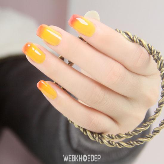 Sơn móng tay kiểu Pháp - đơn giản, tinh tế và sang trọng - Hình 5