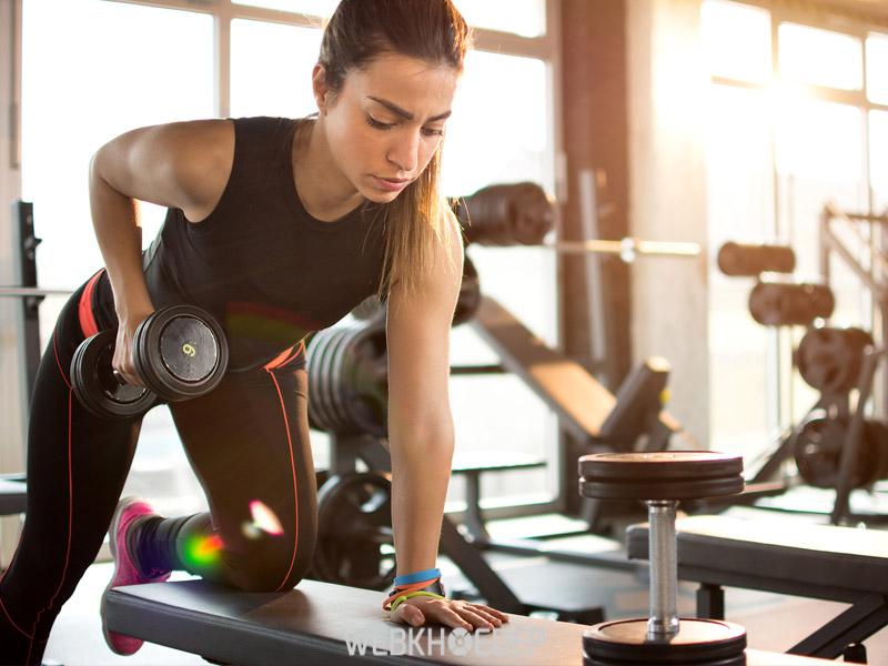 Tập thể dục giảm giảm stress hiệu quả