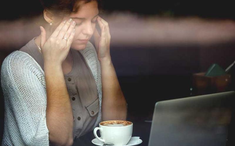 Cà phê giúp giảm cân hiệu quả và cả triệu chứng đau đầu
