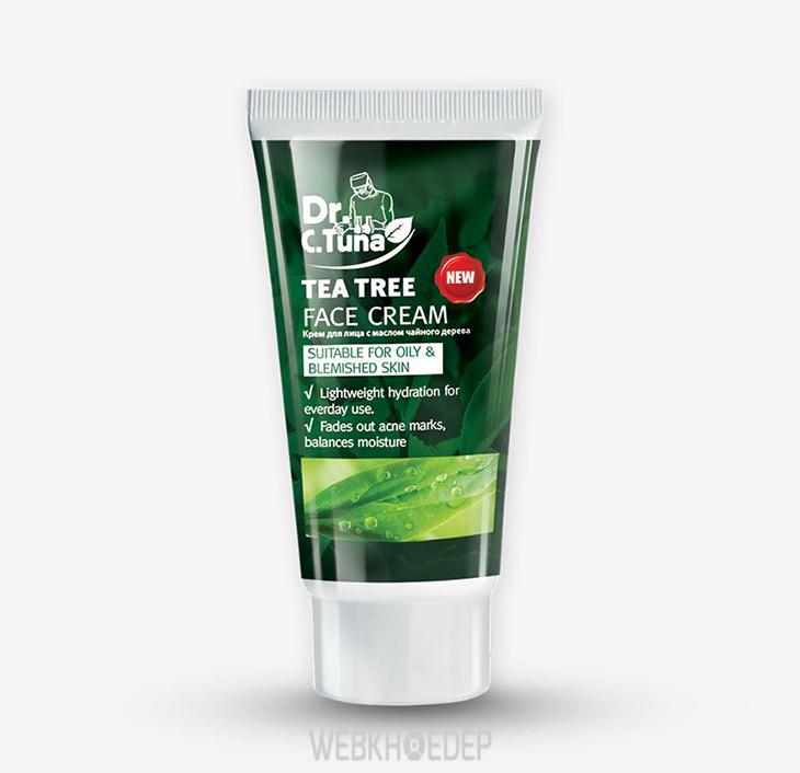 Tạm biệt mụn với 5 bước chăm sóc da từ Tea Tree Farmasi - Hình 4