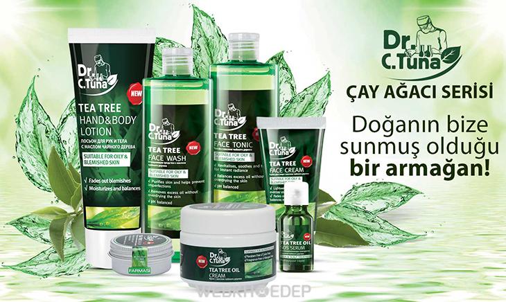 Tạm biệt mụn với 5 bước chăm sóc da từ Tea Tree Farmasi - Hình 1