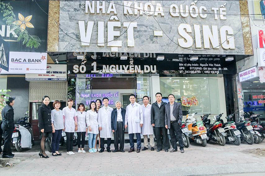 Nha Khoa Việt Sing