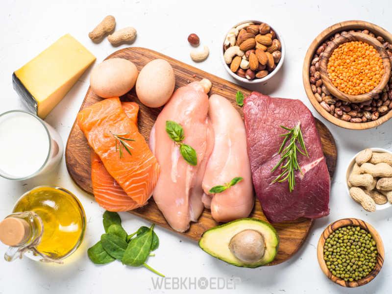 Tế bào bệnh ung thư sẽ phát triển mạnh hơn khi người bệnh nạp vào những thức ăn chúng thích