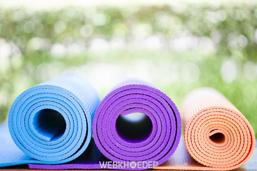 Lựa chọn loại thảm yoga phù hợp với nhu cầu và với kích thước cơ thể