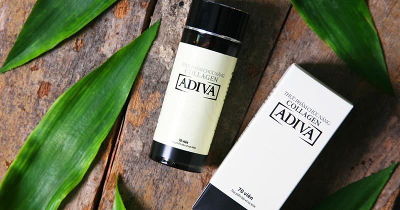 Thực phẩm chức năng Adiva có tốt không, tác dụng Collagen Adiva là gì?