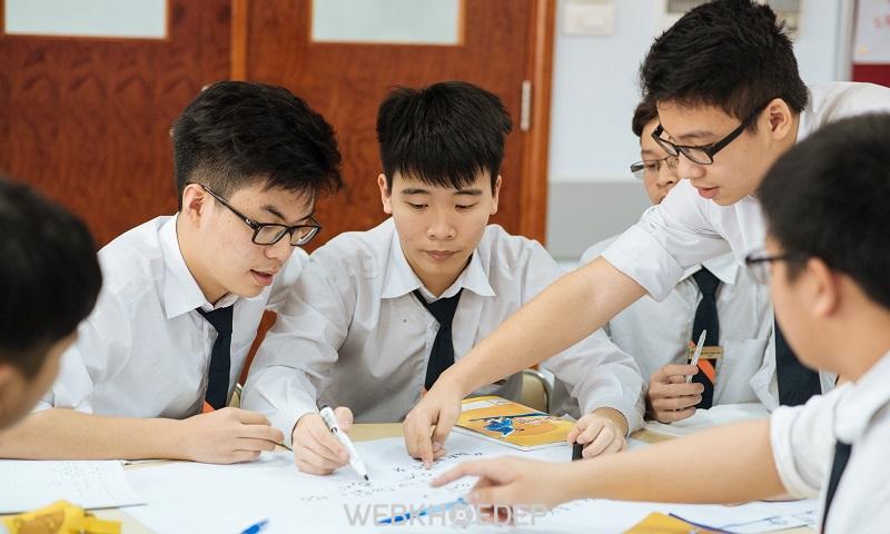 Môi trường học tập thay đổi có thể làm sinh viên bị stress