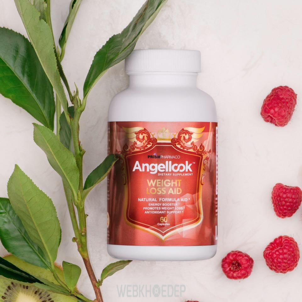 Viên uống Angellook bổ sung thành phần nuôi dưỡng da hiệu quả