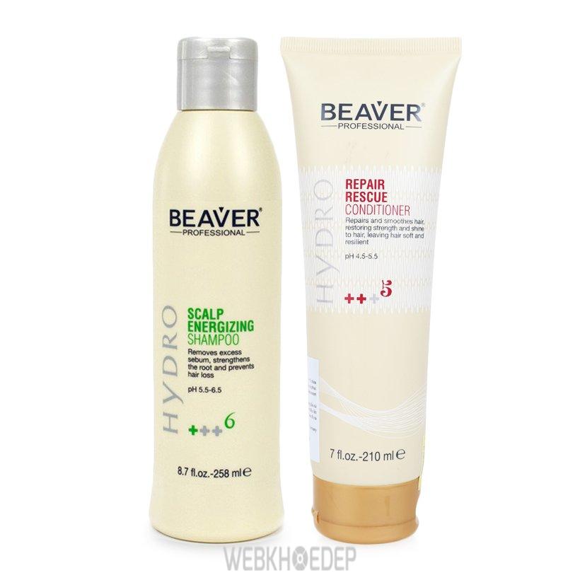 Bộ Beaver Hydro sạch sẽ, an toàn cho sức khỏe