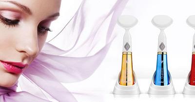 Top 5 máy massage mặt Hàn Quốc chính hãng tốt nhất cho da dầu, da dầu