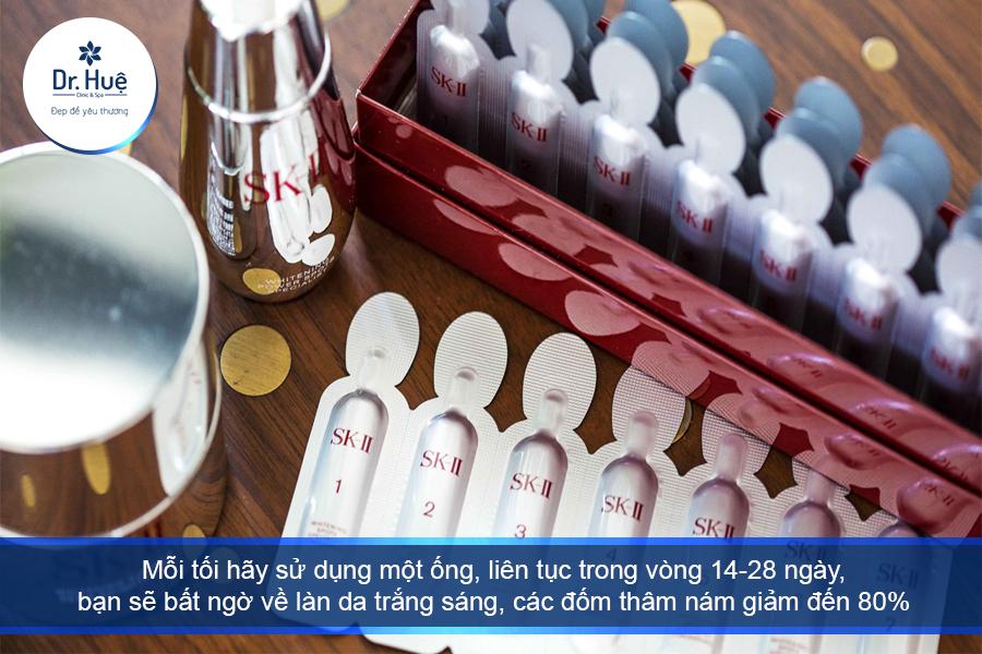 Tinh chất trị nám Nhật Bản SKII Whitening Spot Specialist Concentrate