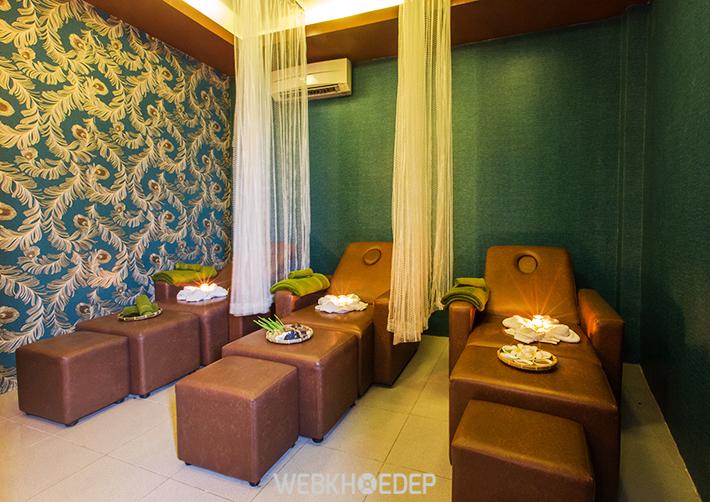 Mầm Gạo Spa có nhiều không gian đặc biệtphục vụ cho những dịch vụ khác nhau