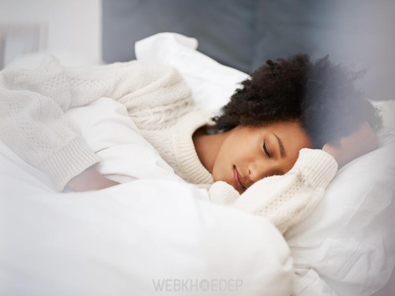 Ngủ đủ giấc sẽ giúp tinh thần của bạn trở nên tốt hơn
