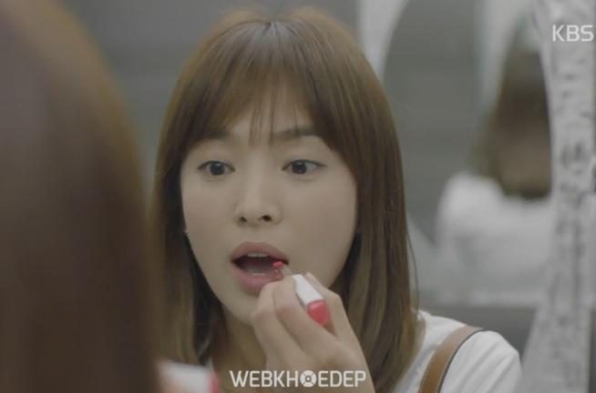 """Trang điểm tự nhiên giống Song Hye Kyo trong phim """"Hậu duệ mặt trời"""" - Hình 3"""