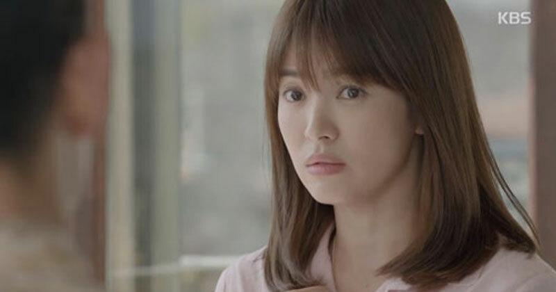 Trang điểm tự nhiên giống Song Hye Kyo trong phim Hậu duệ mặt trời