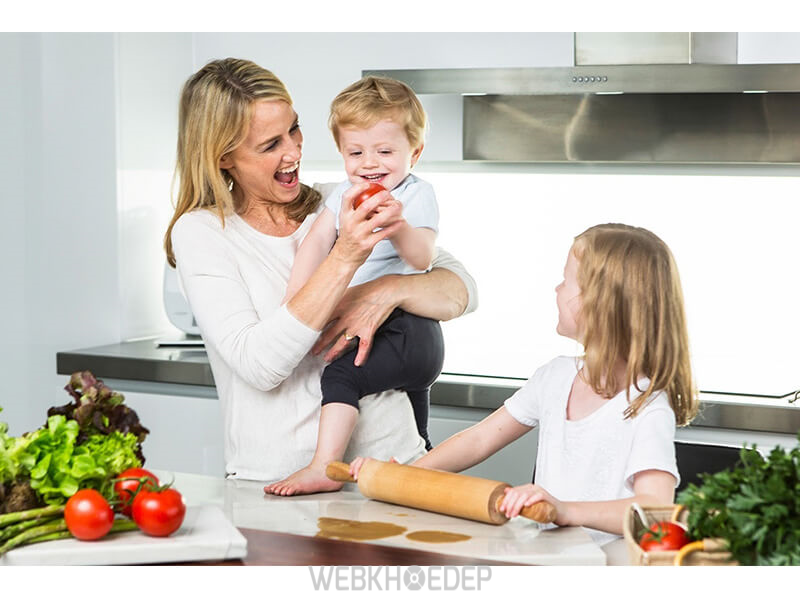 Một chế độ dinh dưỡng lành mạnh là điều cực cần thiết với trẻ tự kỷ