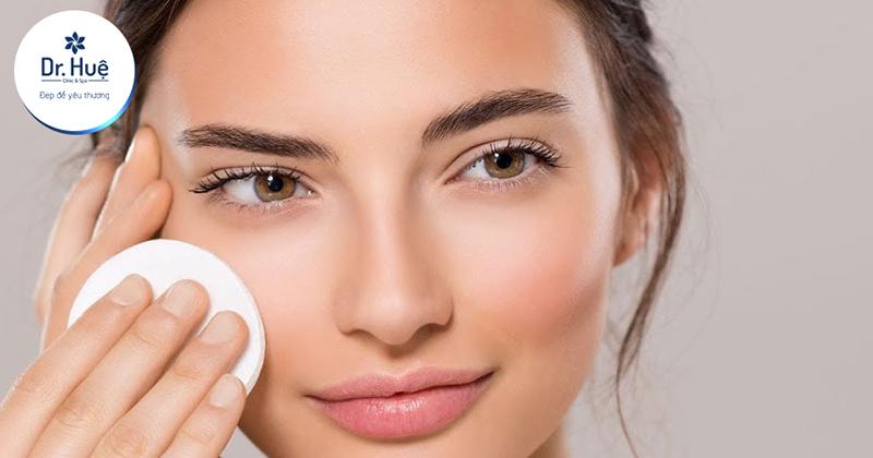 Cân nhắc các sản phẩm chăm sóc da trước khi đưa vào chu trình dưỡng da