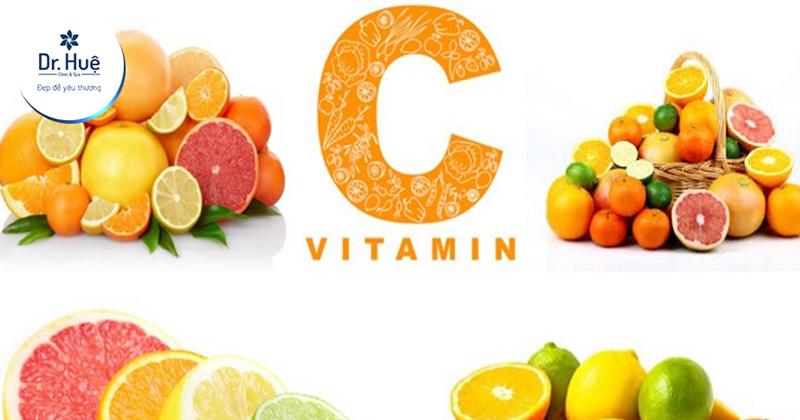 [Tư Vấn] Uống vitamin C bị nổi mụn nên làm gì?
