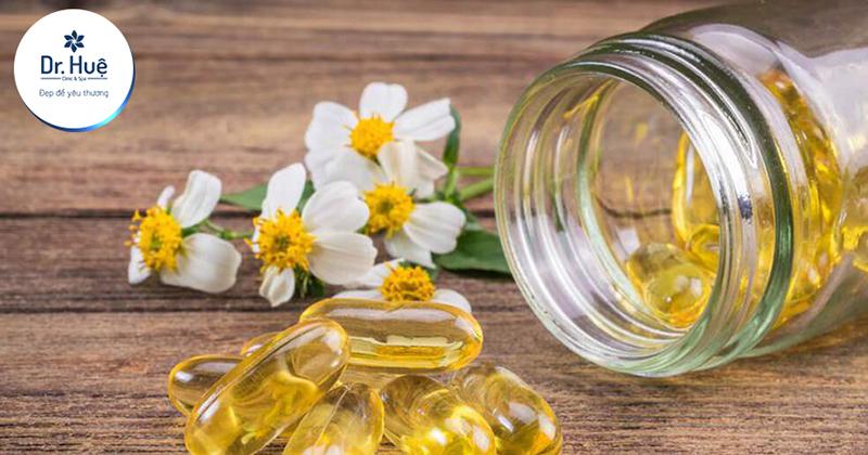 [Tư Vấn] Uống vitamin E bị nổi mụn nên làm gì
